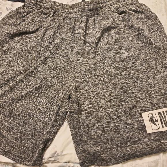 Big and Tall Men basketball shorts